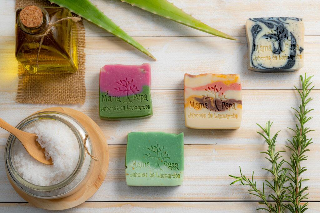 mama pepa handmade soaps lanzarote