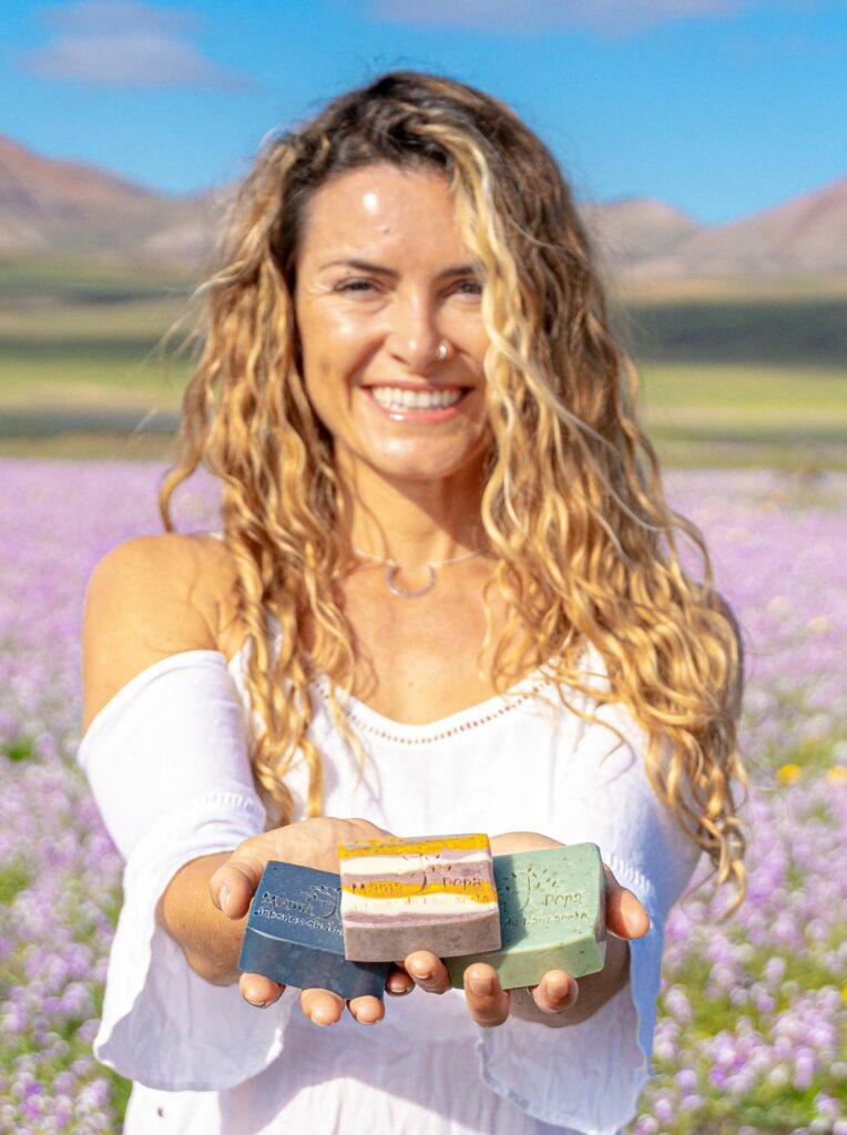 happy handmade soaps - Mama Pepa Lanzarote